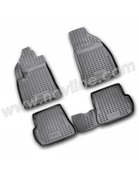 3D Patosnice FORD Fusion 09/2002-2012, Fiesta 2002-2008, set 4 kom.
