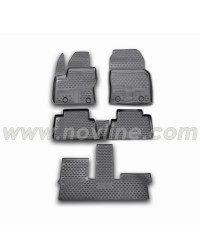 3D Patosnice FORD Grand C-Max, 11/2010-2019, set 5 kom.