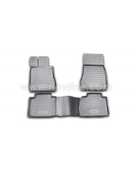 3D Patosnice MERCEDES-BENZ S-class W220 long 1998-2005 set 4 kom.