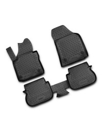 3D Patosnice VW Caddy 2004-2014 5 vrata set 4 kom