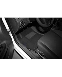 Patosnice JEEP Wrangler 5D (2007-2021) tepih Carrera Simple