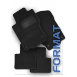 Patosnice PORSCHE Cayenne G1 Crossover 5D (2002-2007) 955 tepih Format