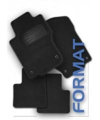 Patosnice VOLVO С30 hatchback 3D (2006-2013) tepih Format
